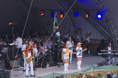 Abba Concert at Deer Valley