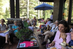 August Board Meeting at the Canyons