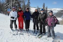 Skiing at Park City